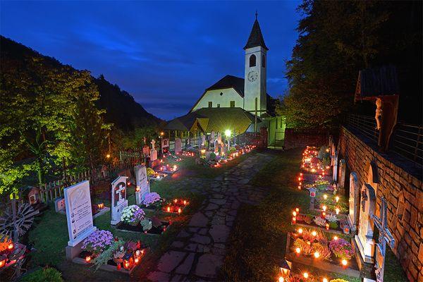 Allerheiligen in Südtirol 1