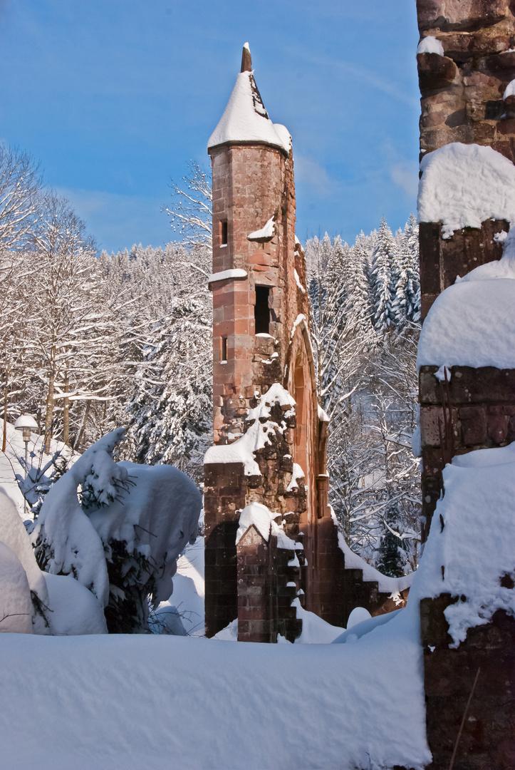 Allerheiligen-Klosterruine