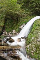 Allerheiligen Wasserfälle - Wasser sucht sich seinen Weg