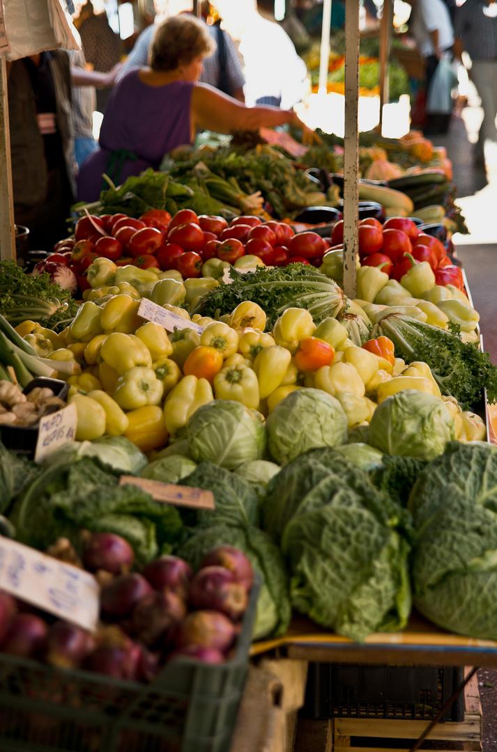 Alles Gemüse