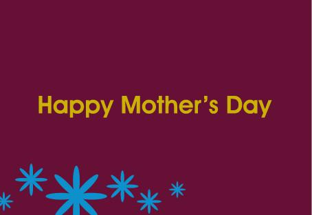 Alles Gute für alle Mütter und speziell für meine! =)