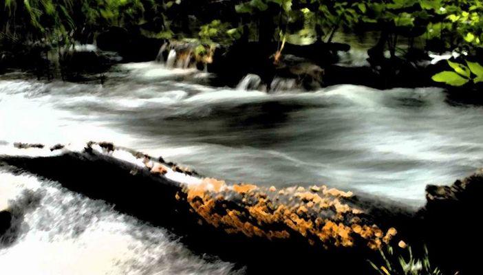 Alles im Fluss...