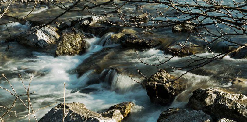 Alles ist im Fluss