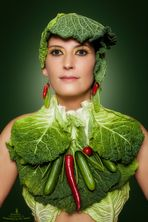 Alles nur Gemüse...
