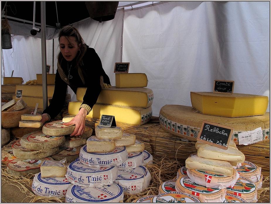 Alles nur Käse