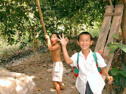 Alles Ok im Mekong Delta!