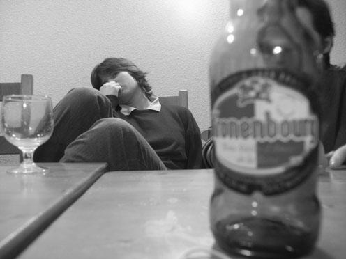 alles scharf ausser bier