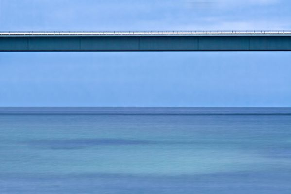 Alles umspannend - Fehmarnsundbrücke
