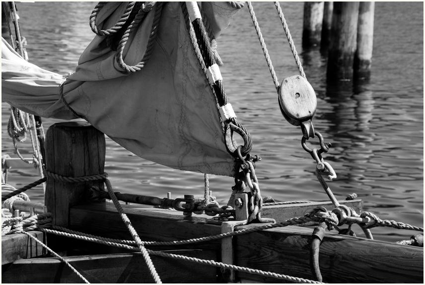 Alles was ein Seemann braucht
