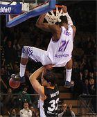... Alley-Oop-Dunking - Basketball Bundesliga 2011/12