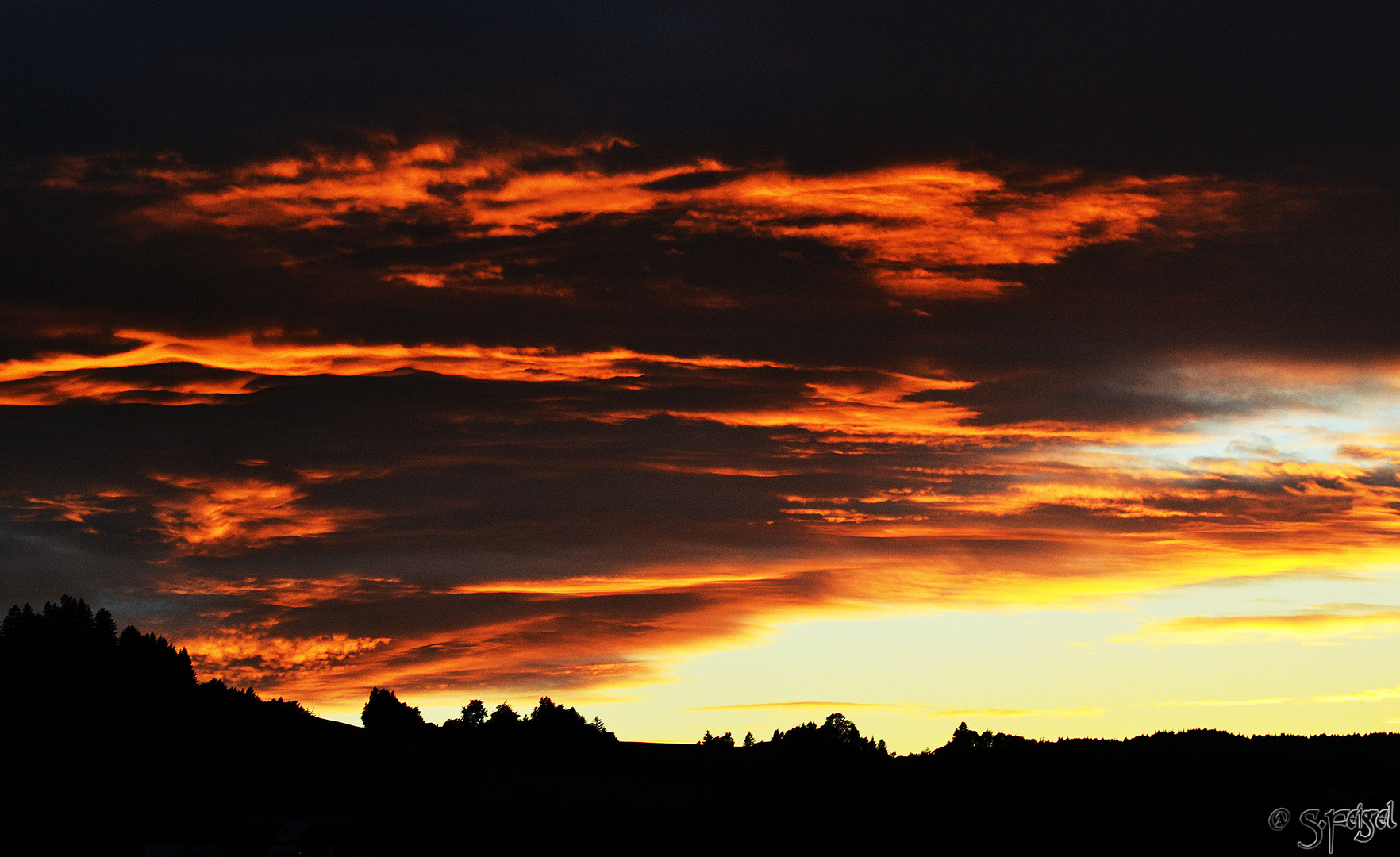 Allgäu Sunset