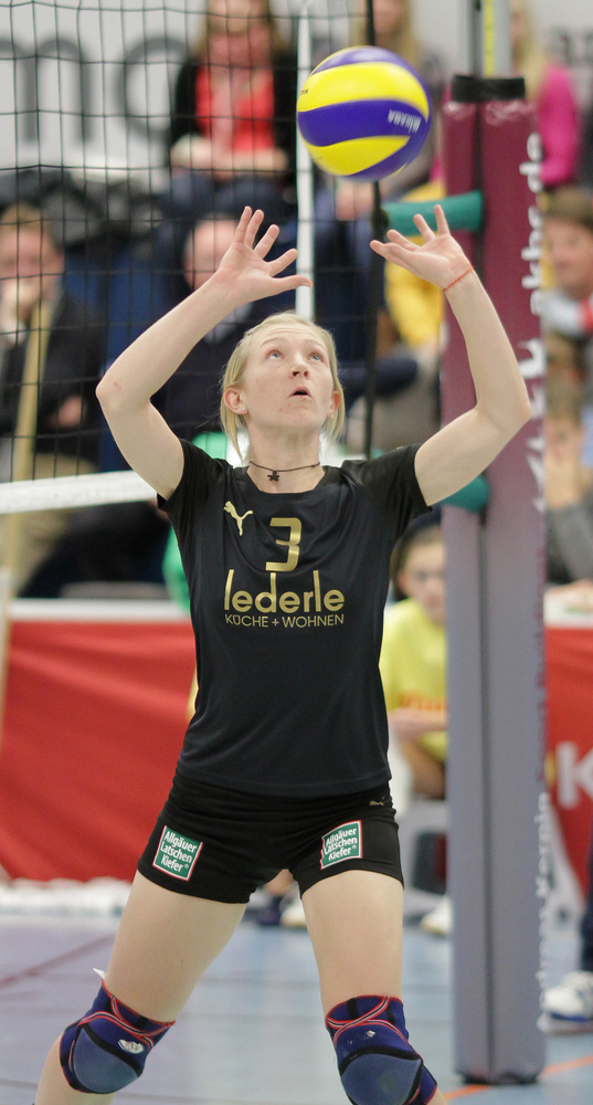 Allgäu Team Sonthofen gewinnt sensationell Pokal 1/8-Finale in Münster #4