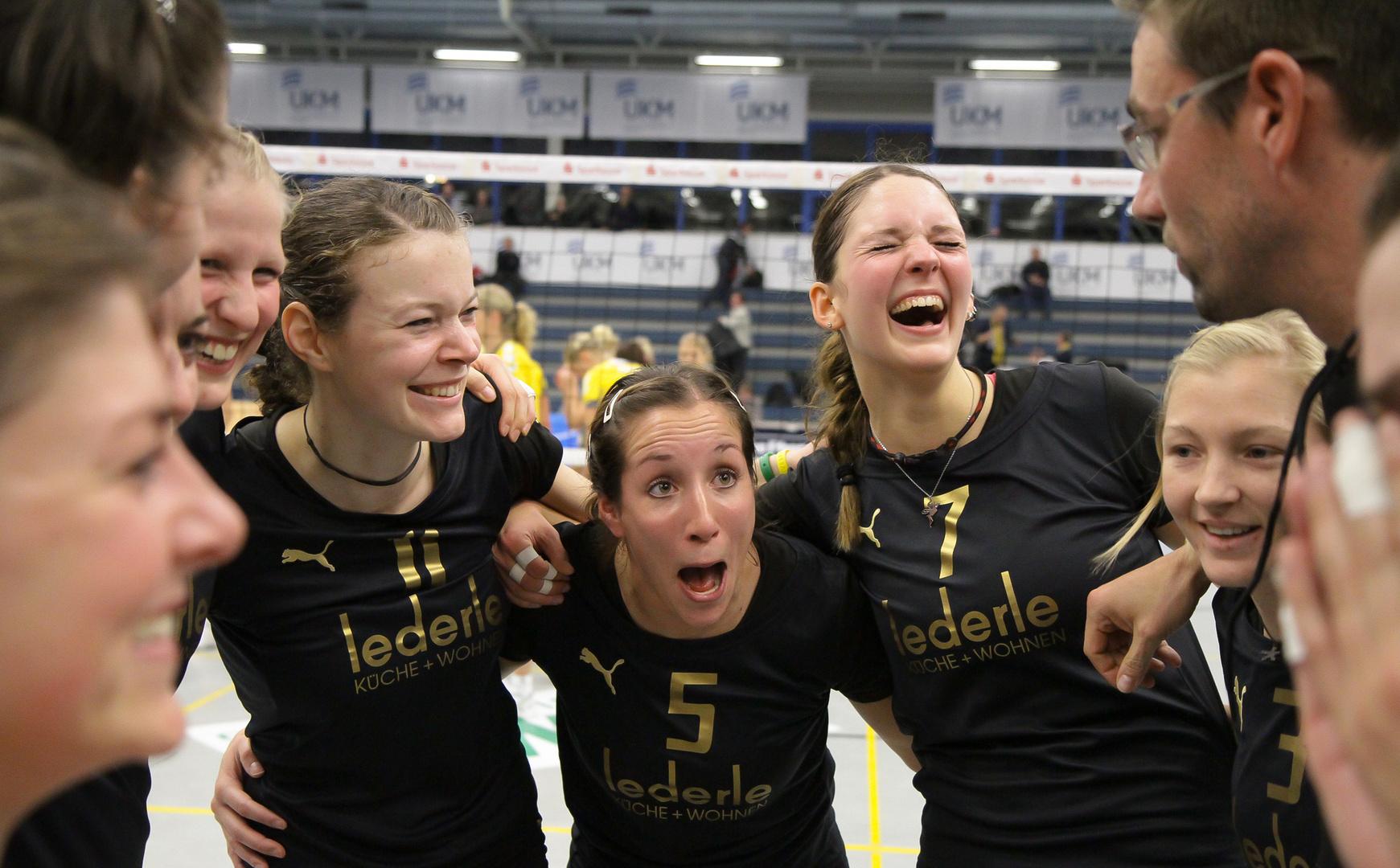 Allgäu Team Sonthofen gewinnt sensationell Pokal 1/8-Finale in Münster #6