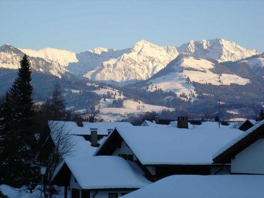 Allgäuer Berge