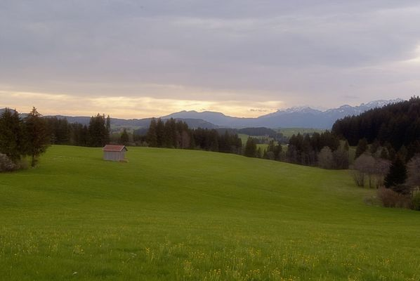 Allgaü Landschaft