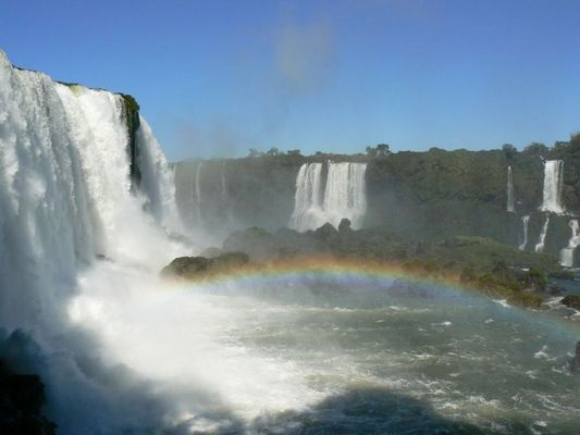 Allí donde nacen los Arcos Iris I