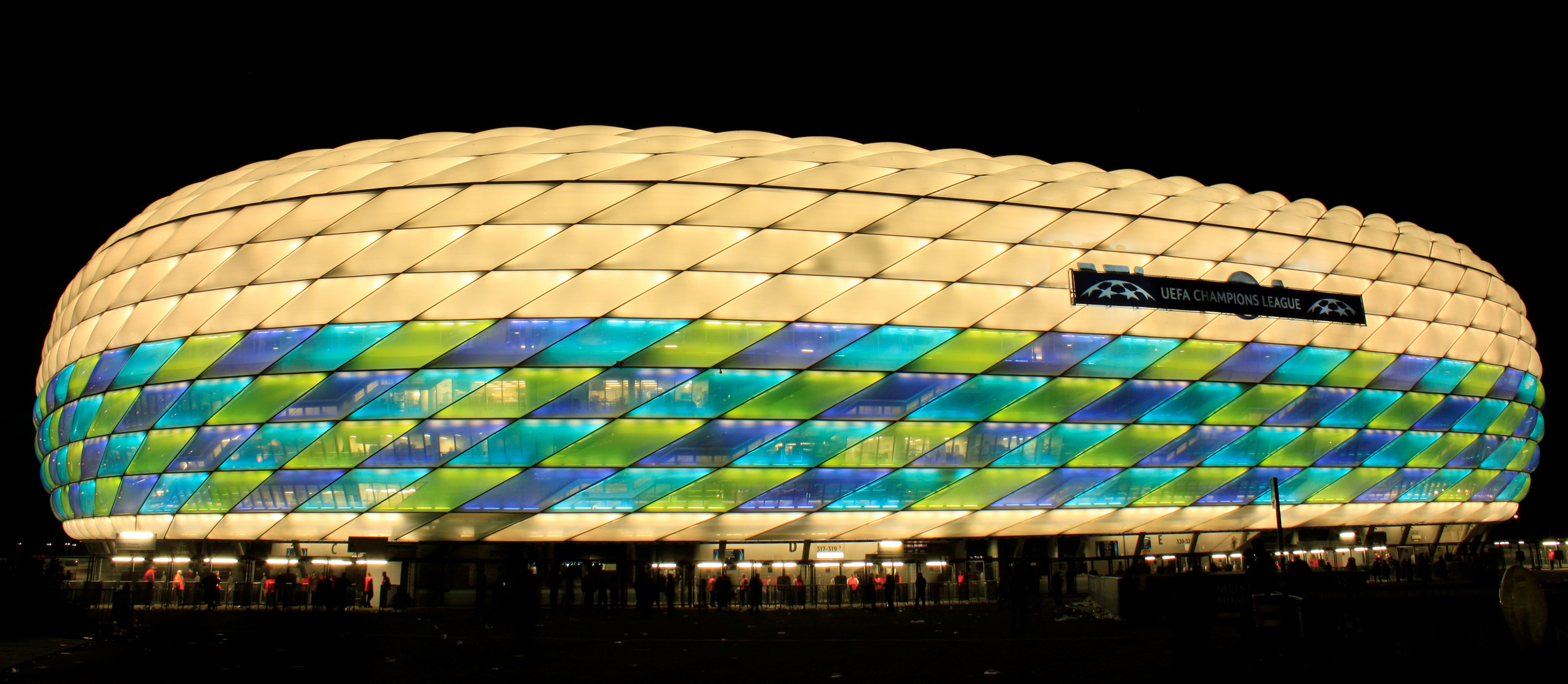 Allianz-Arena CL-Finale 2012