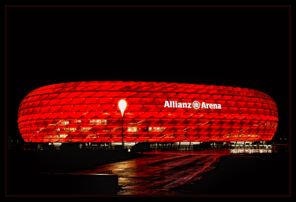 Allianz-Arena ³