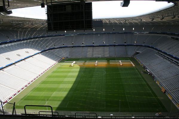 """Allianz-Arena"" in München"