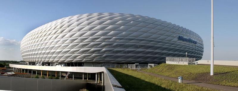 Allianz Arena in München