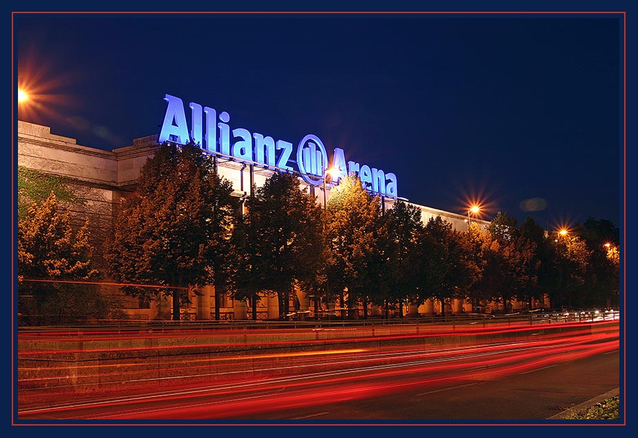 Allianz Arena mal anders