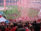 Allianz Arena Meisterfeier 2008