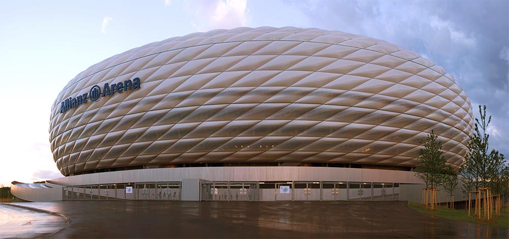Allianz Arena reload