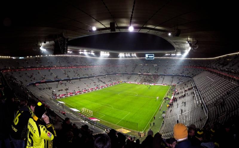 Allianz Arena Block 242