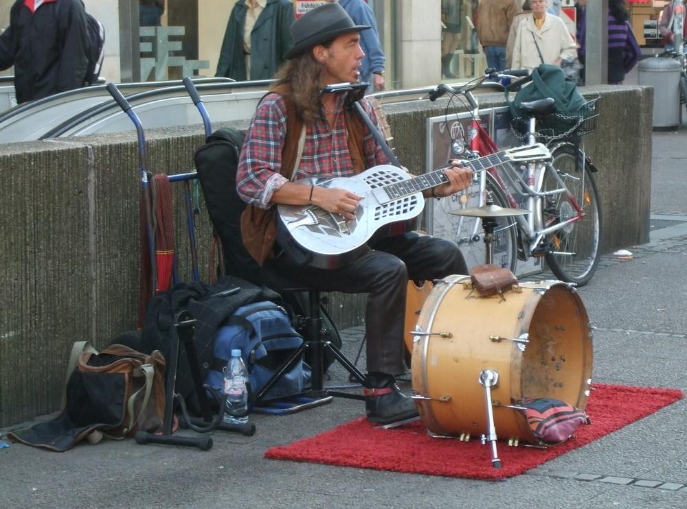 Allround Musiker
