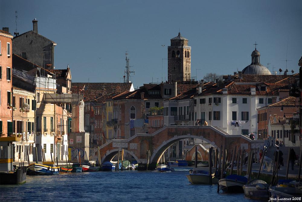 alltägliches Venedig