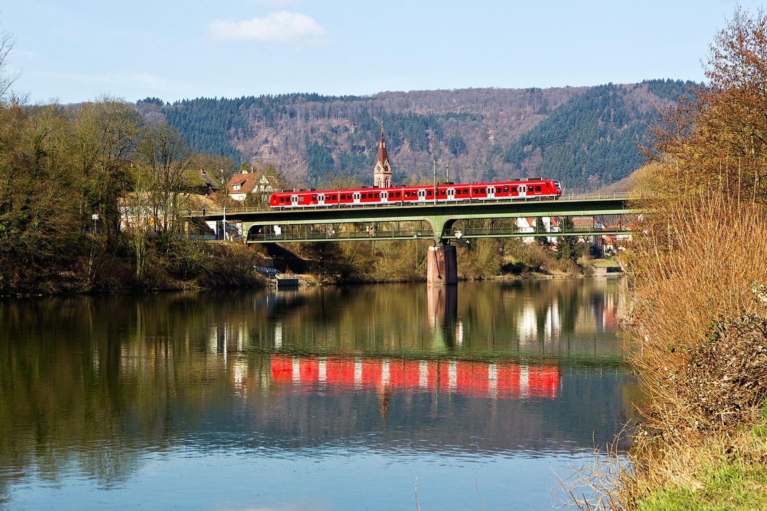 Alltag am Neckar
