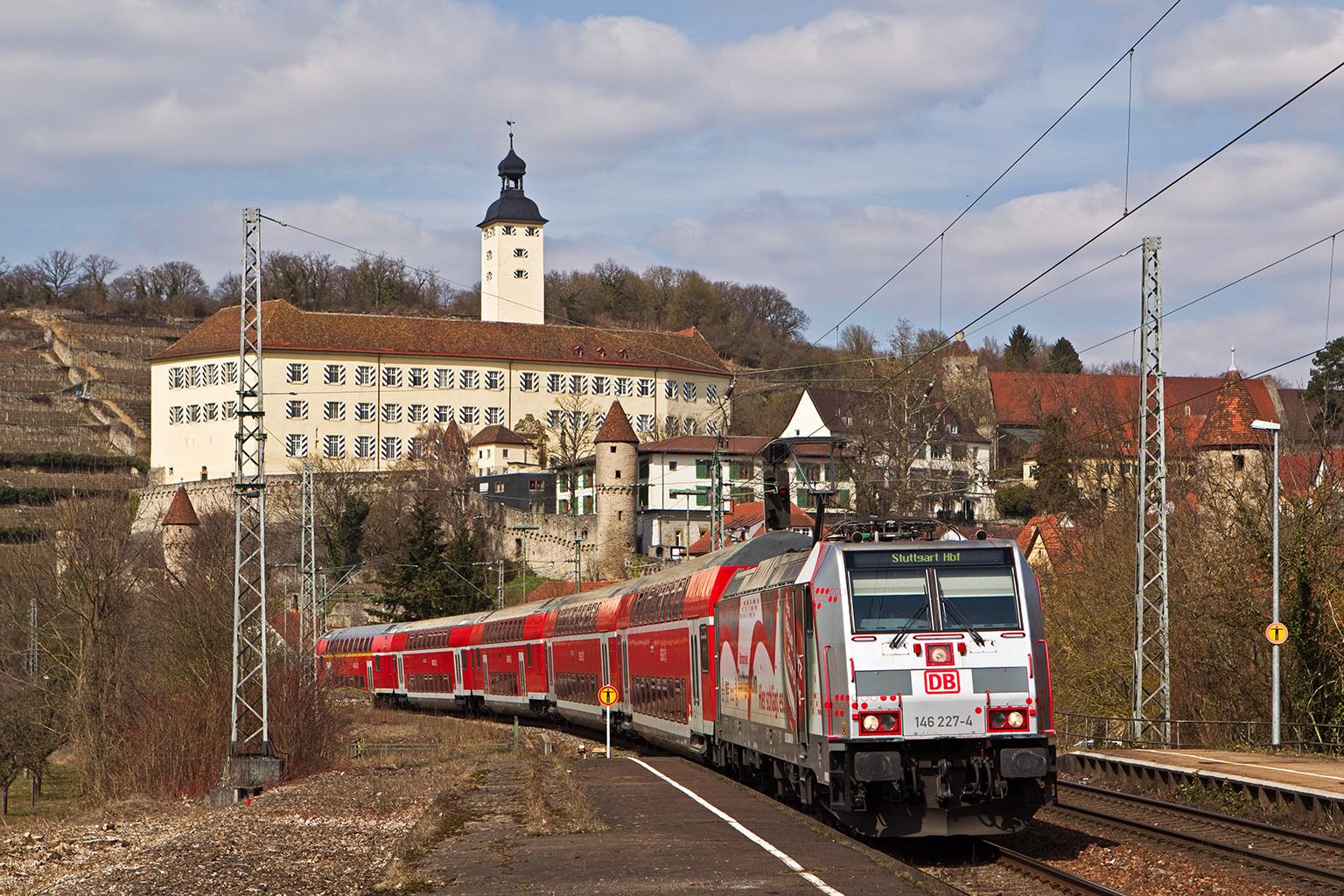 Alltag am Neckar (III)