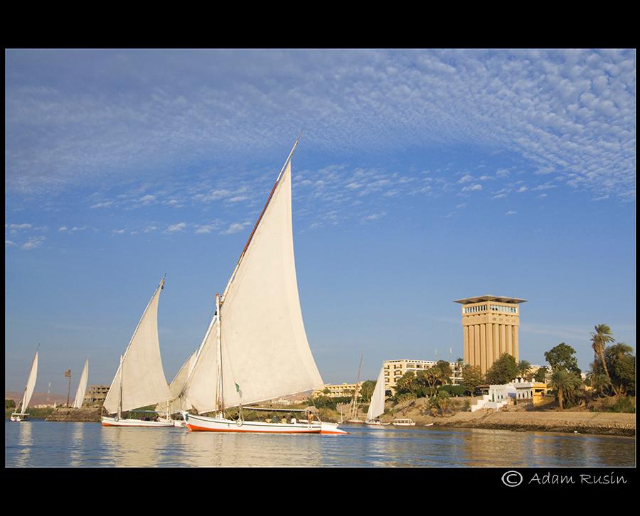 Alltag am Nil - Assuan