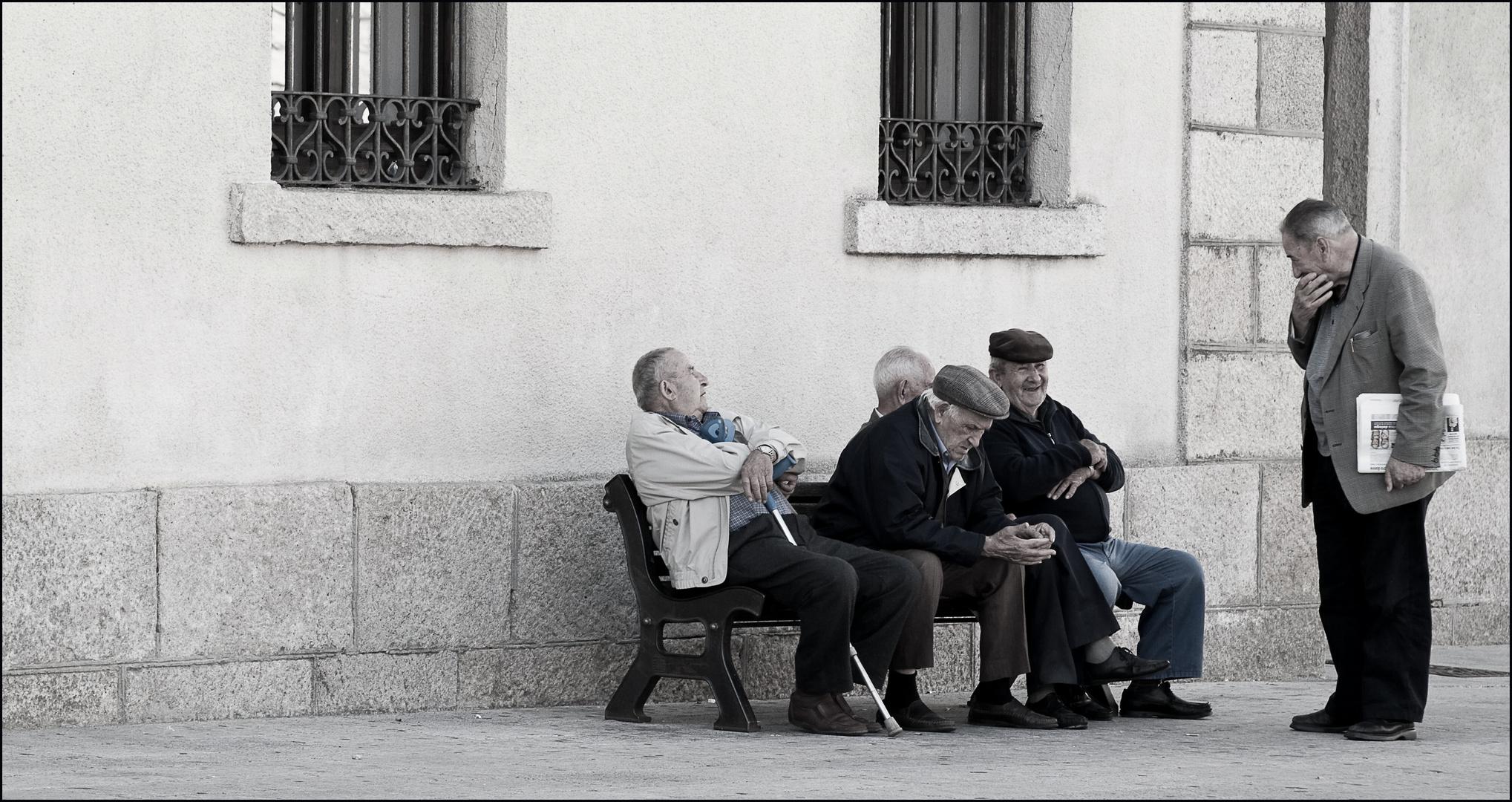 Alltag auf Sardinien