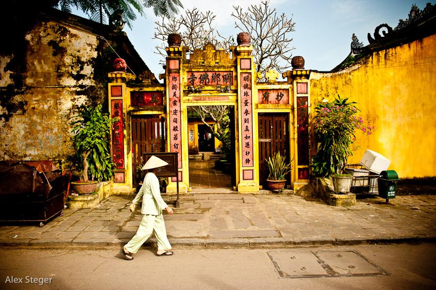 Alltag in Hoi An