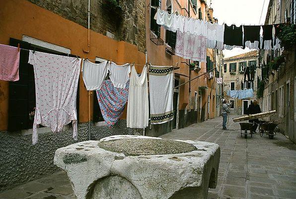 Alltag in Venedig
