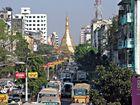 Alltag in Yangon