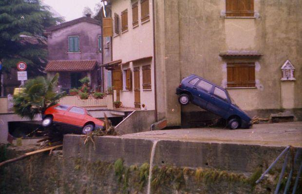Alluvione versilia 19/06/1996