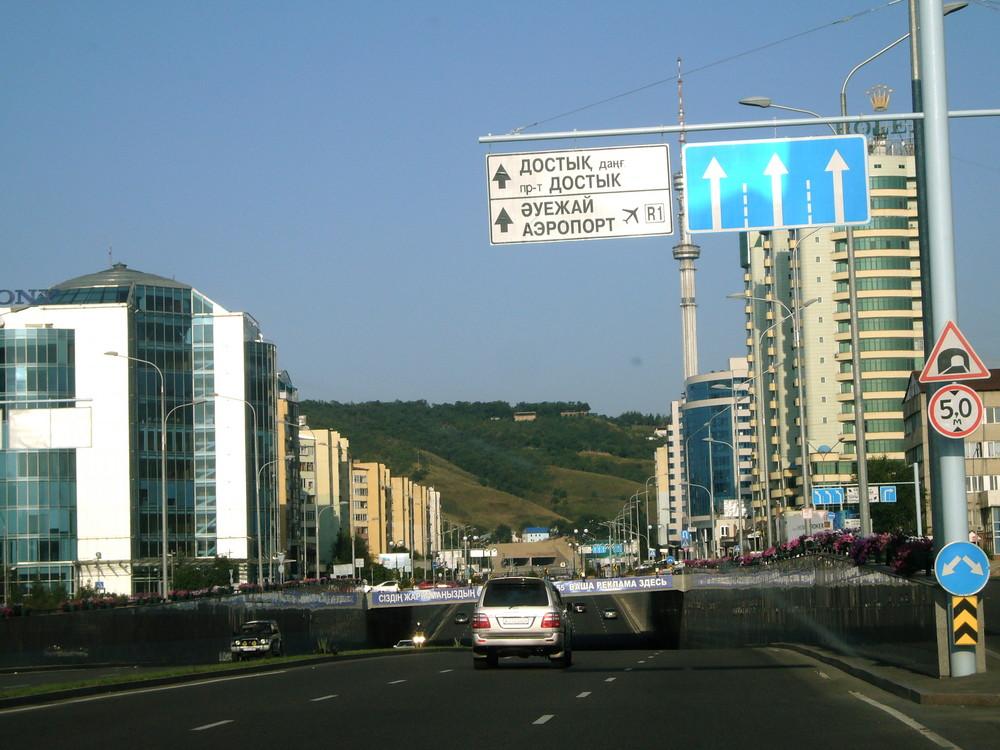 Almaty Buildings