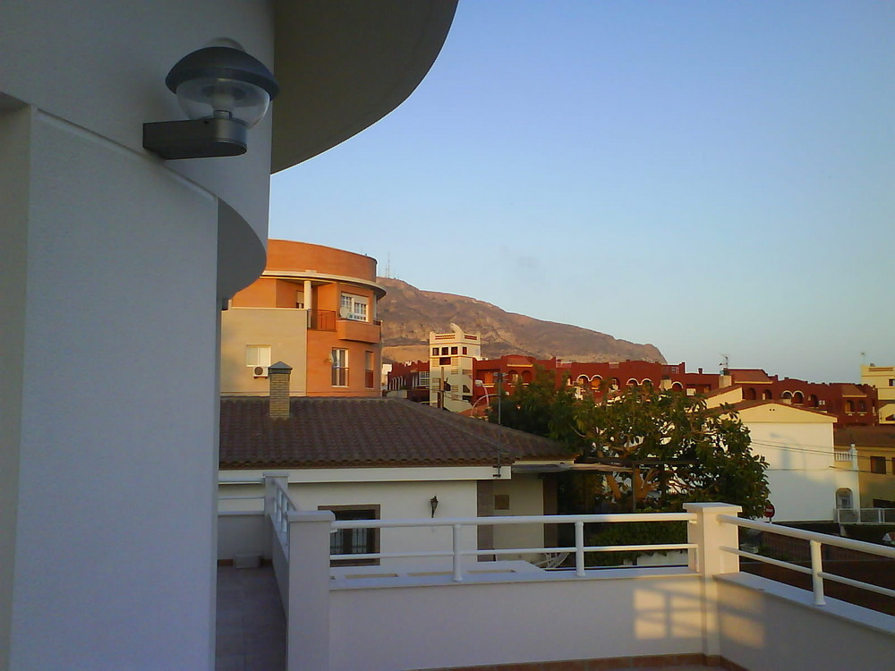 Almeria, Agua Dulce