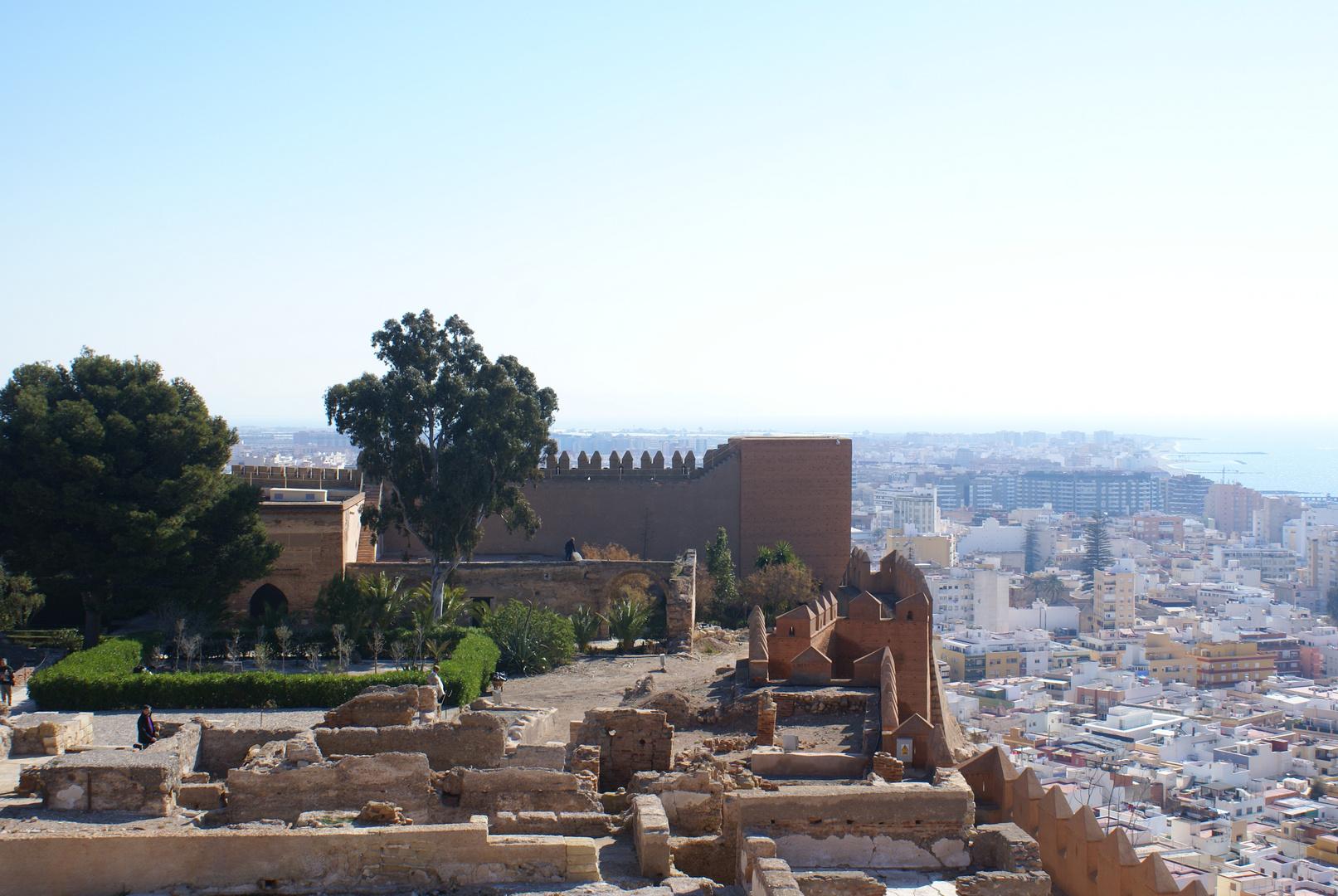 almeria ciudad y monumento