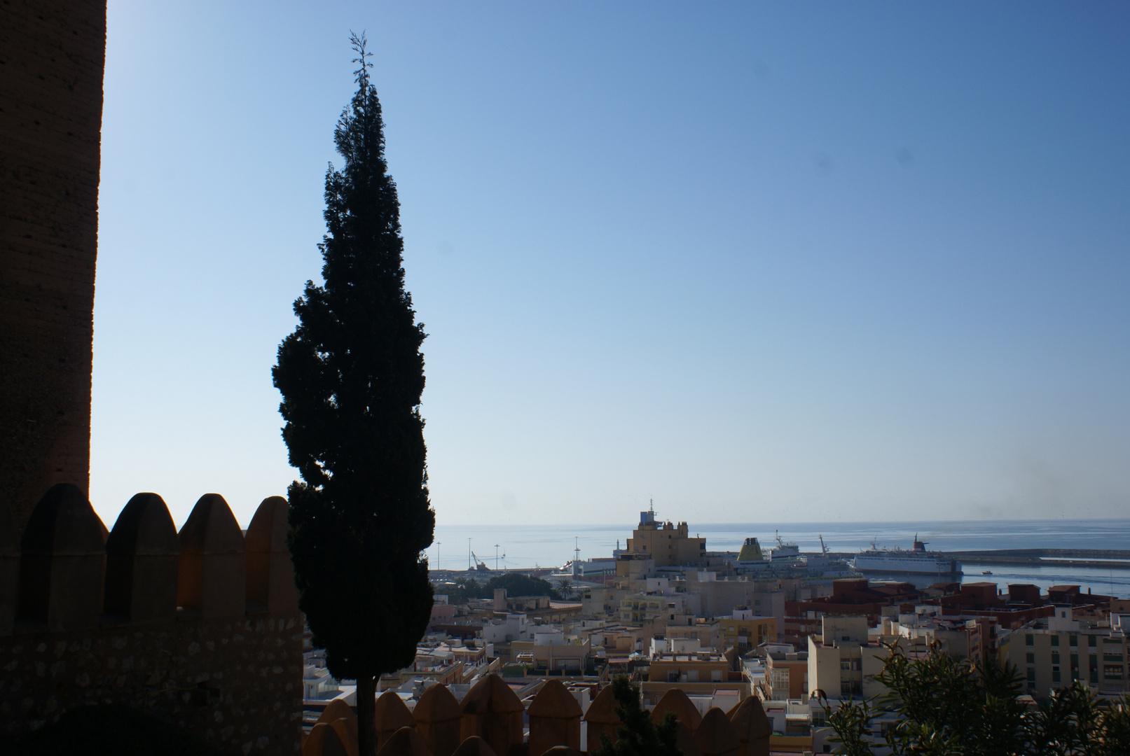 almeria y su historia