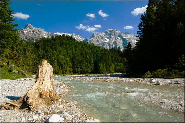 Almfluß und Totes Gebirge