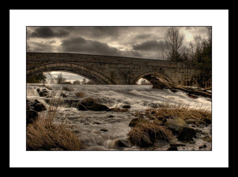 Almondvale River