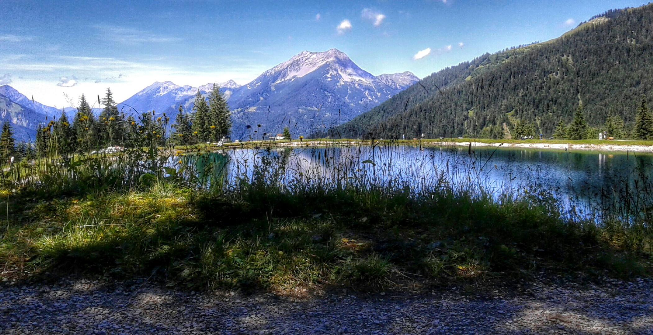 Almsee bei Ehrwald