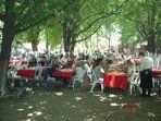 almuerzo en verano, El Rodeo de Moreno Argentina
