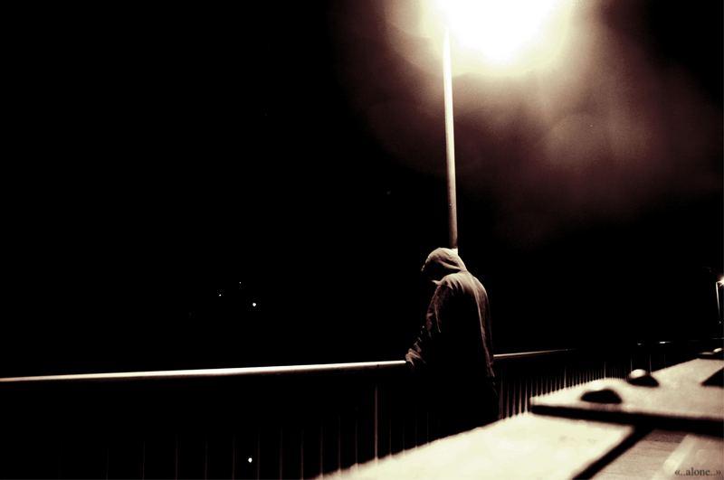 «..alone..»