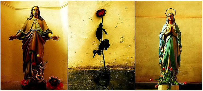 Alone but not forgotten