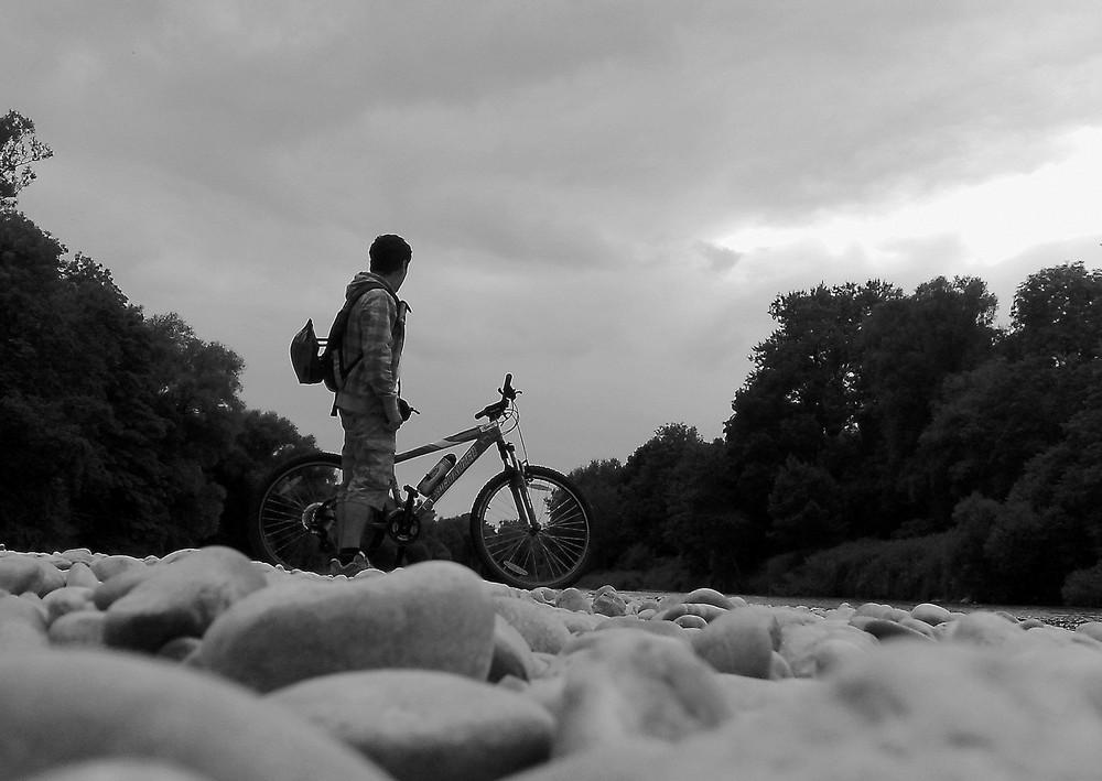Alone,into the wild...
