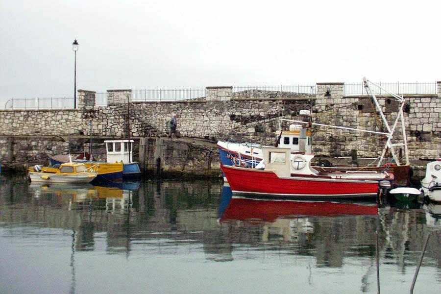Along Antrim Coast